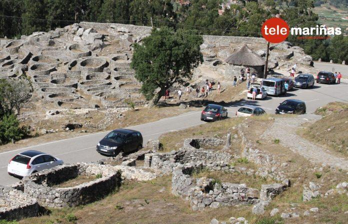 El PP de A Guarda pide una solución de seguridad vial en la subida al Monte Santa Trega