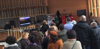 """Inauguran, con motivo del Día Internacional de la Mujer, la muestra """"Mujeres en acción: Violencia Zero"""""""
