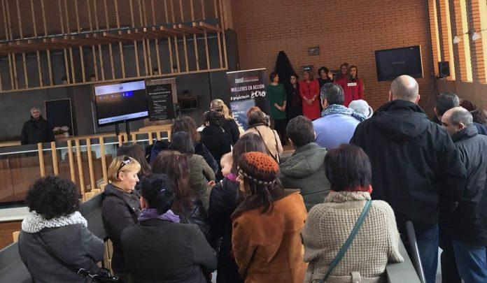 Inauguran, con motivo del Día Internacional de la Mujer, la muestra