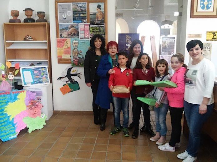 La biblioteca municipal de A Guarda dedica el mes de abril al libro