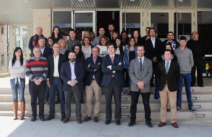 Entregan los diplomas a 23 alumnos del Obradoiro de empleo de Terras do Miñor IV