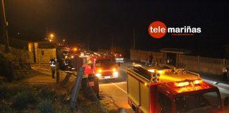 Falsa alarma de incendio en Oia