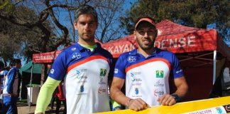 """Gran """"debut"""" como pareja de Diego Piña e Iván Alonso"""