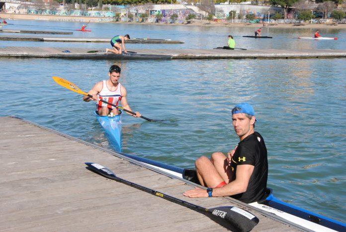 El Kayak Tudense ya está en Sevilla, para afrontar el Campeonato de España de Invierno