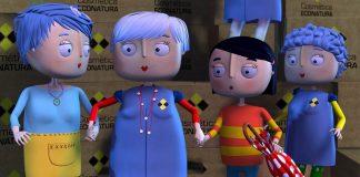 """El Teatro Municipal de Tui acogerá la proyección de la película de animación infantil """"Meigallos"""""""
