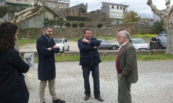 Portos invierte 70.000 euros en la reparación de las instalaciones portuarias de Tui
