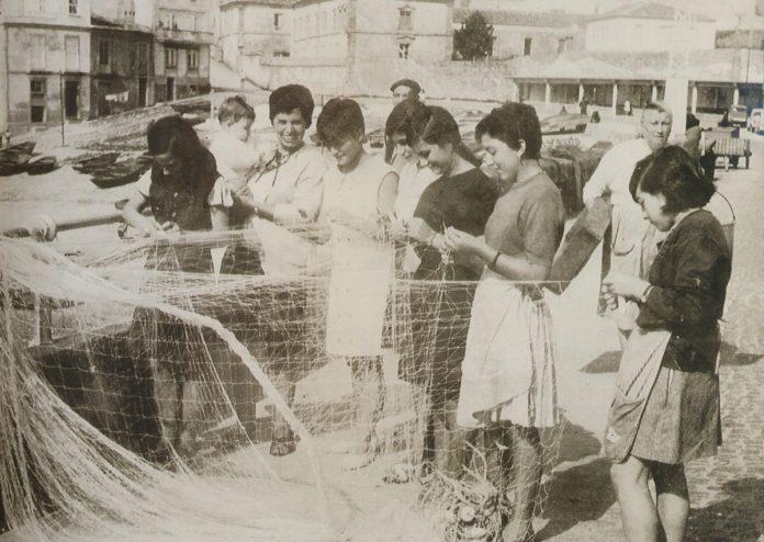 """El CIM rinde homenaje a las """"Redeiras"""" de A Guarda"""