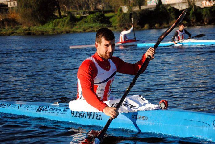 El Kayak Tudense estará en Verducido para participar en el Campeonato Gallego de Invierno