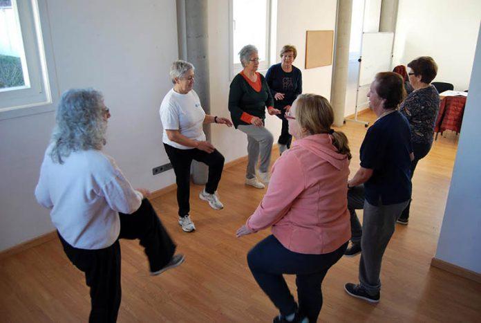 Comienzan los talleres de memoria y de expresión corporal para mayores en A Ramallosa