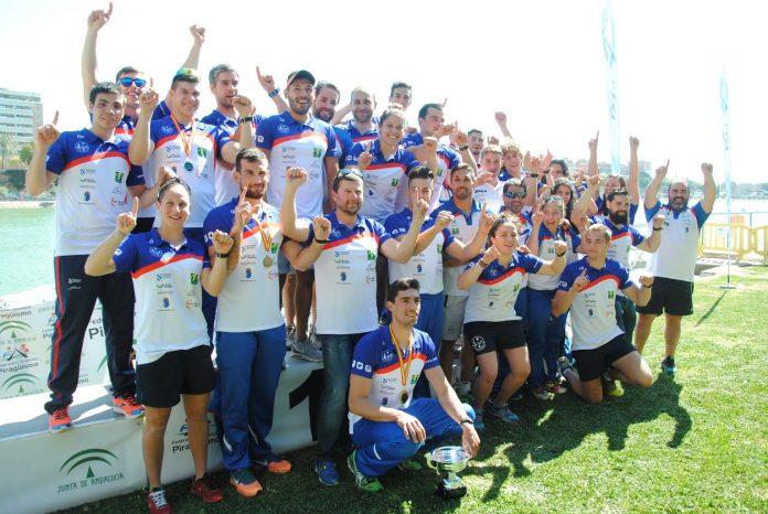 El Kayak Tudense logra su undécimo título de Campeón de España de Invierno