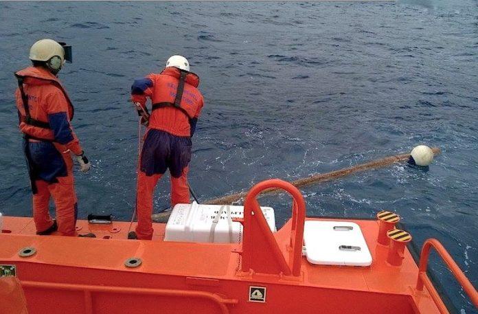 Salvamento Marítimo tronco