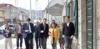 La Xunta licitará este año las obras que completarán la humanización de la travesía de Sabarís