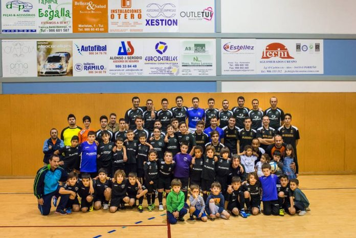 Dolorosa derrota de A Quinta de Tui Futsal en el derbi tudense