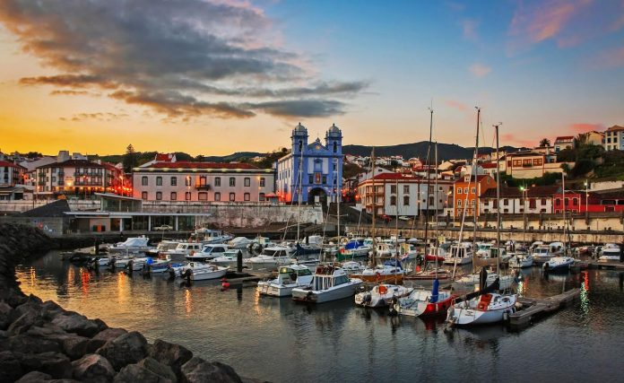 Azores ofrecerá un amplio programa de ocio y turismo a los regatistas de la Baiona Angra Atlantic Race