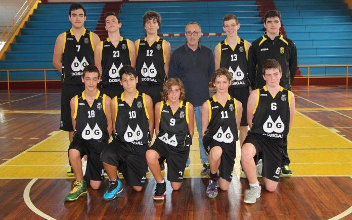 El Club Baloncesto Tui, campeón de la Liga Gallega Infantil