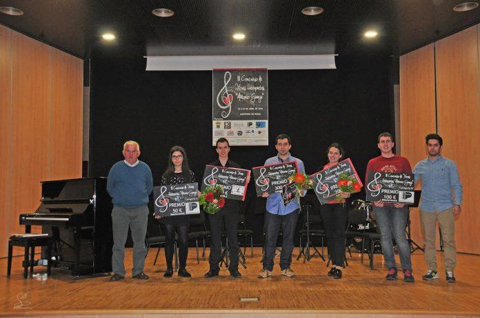 Un vigués gana el III Concurso de Jóvenes Interpretes de O Rosal