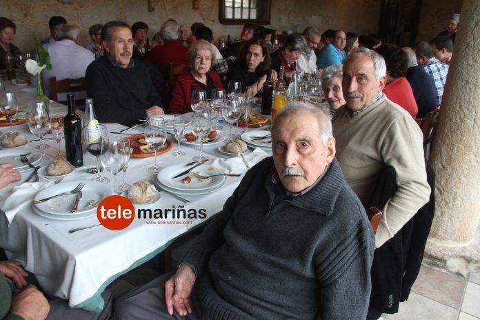 Un siglo como una rosa en Mañufe