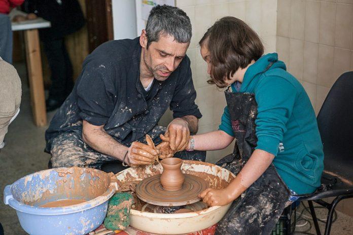 Gondomar celebró los días europeos de la artesanía