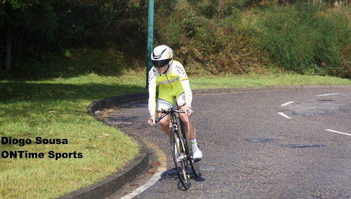 Aser Estévez no pudo mantener el liderato y Gutiérrez terminó quinto en la Volta às Terras de Santa María