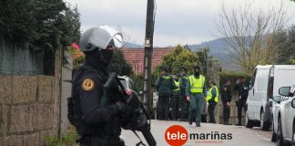 Operación Vida: 11 detenidos, 7 de ellos en Tomiño, y la operación sigue abierta