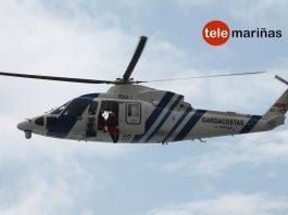 Buscan en Cabo Silleiro y Monteferro a un buceador desaparecido