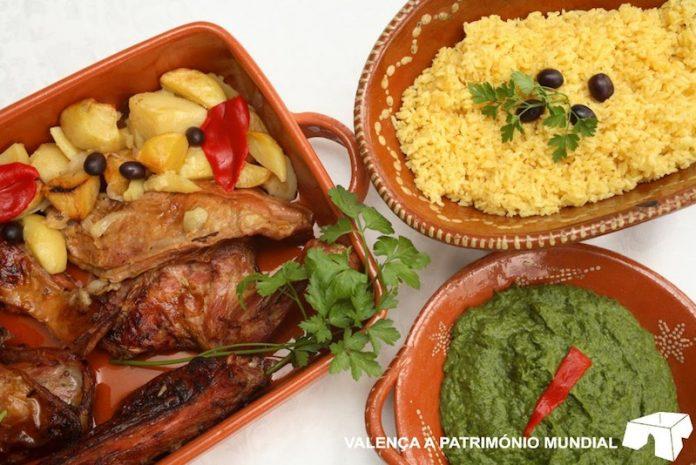 Valença invita a comer con tradición en su festival gastronómico Sabores de la aldea