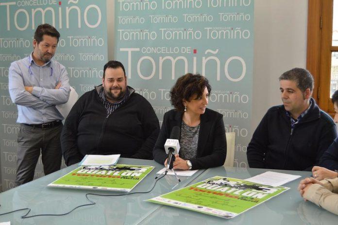 Tomiño celebra el III duatlón popular