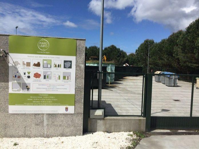 Nigrán se adhiere al convenio para la gestión de residuos de aparatos eléctricos