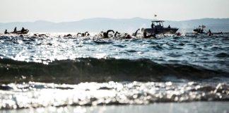 Abierto el plazo de inscripción de la travesía a nado entre las Cíes y Baiona