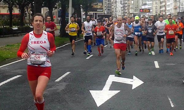 Ariana logra la medalla de bronce en Coruña