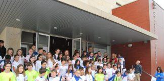 Nigrán recibe 34 alumnos del colegio inglés St. Catherine's R.C. Primary School de Didsbury