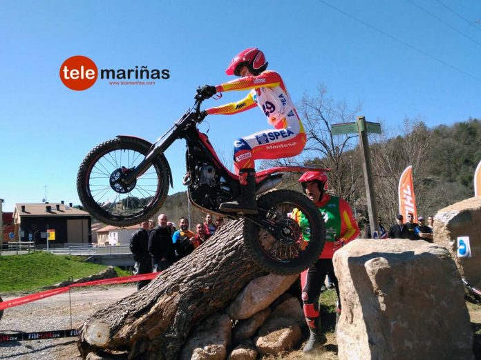 Gabriel Marcelli finaliza segundo en el Campeonato de España