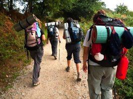 Sexta jornada del Camino a Santiago de Caminha-A Guarda