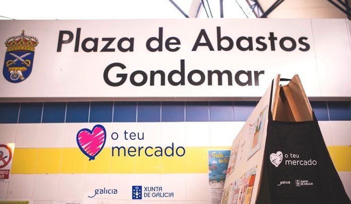 Concurso de dibujo en Gondomar para acercar la plaza de abastos a los más pequeños