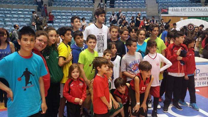 El CB Nigrán, con el Obradoiro y la ACB