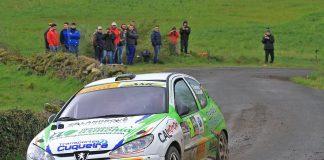 La Copa Pirelli AMF Motorsport con las espadas por todo lo alto en el II Rally Eurocidade Tui-Valença
