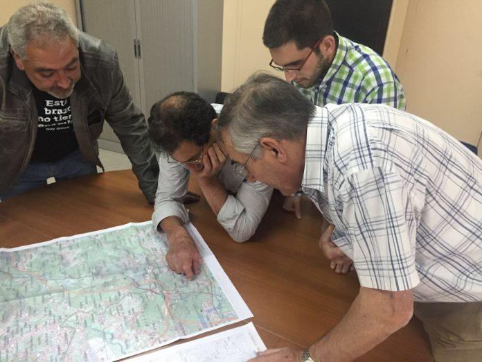 El deslinde entre Nigrán y Gondomar en vías de solución