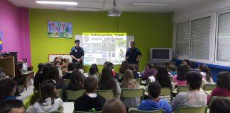 Más de 500 alumnos de Nigrán participan en seminarios de educación vial