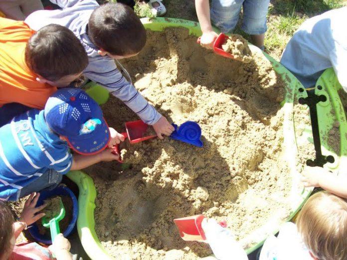 Las dos escuelas infantiles de Tomiño cuentan con cien plazas públicas
