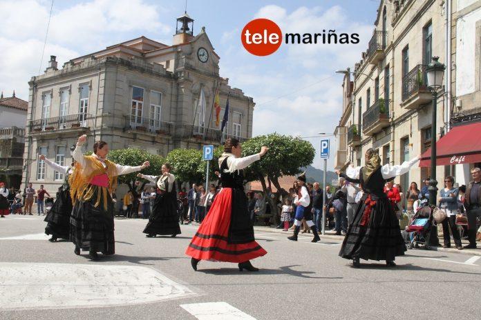Gondomar celebra con éxito el Festival Folclórico Facendo Amigos