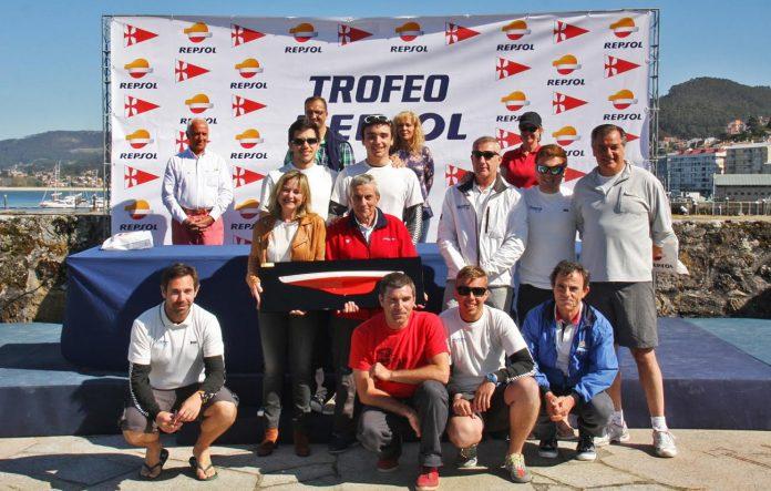 El Pairo 8, campeón del Trofeo Repsol