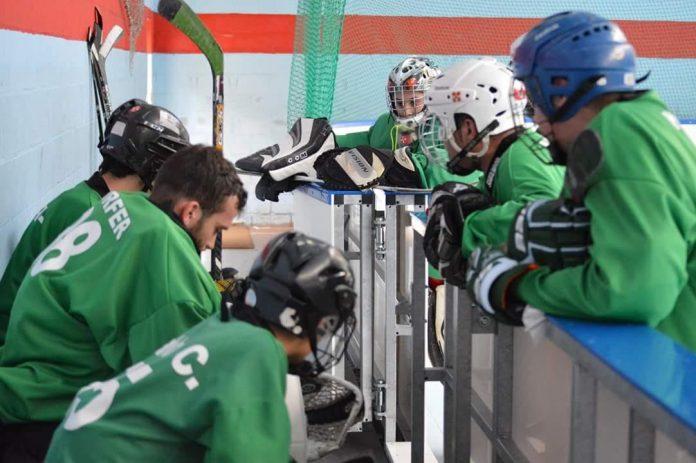 Gran actuación de A Guarda Hockey Liña en la penúltima Sede da Liga Galega