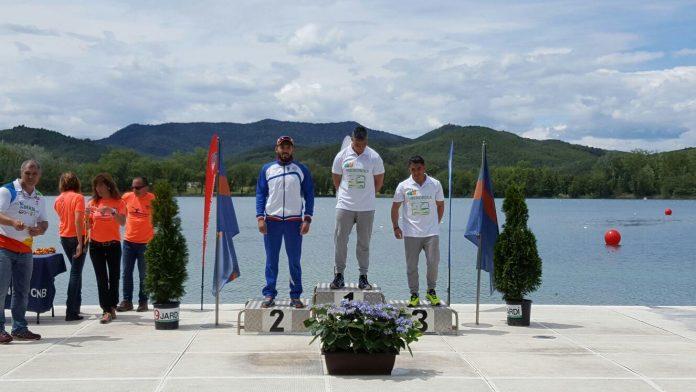 Iván Alonso, subcampeón de España de maratón
