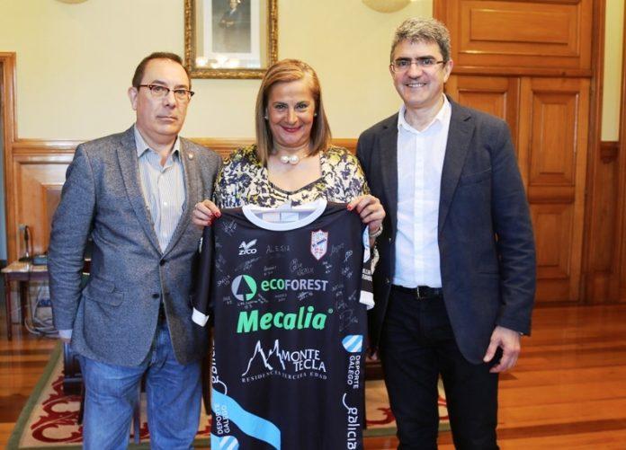 Convenio de colaboración entre la Diputación de Pontevedra y el Mecalia Guardés