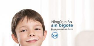 Campaña de recogida de leche en el pabellón de Baiona