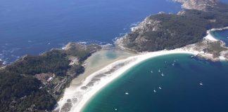 """Las Islas Cíes, un paraíso y """"las islas de los dioses"""""""