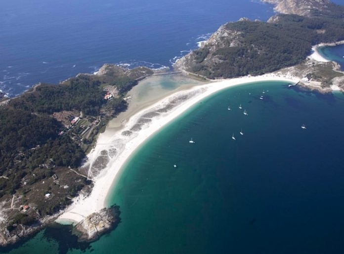 Las Islas Cíes, un paraíso y