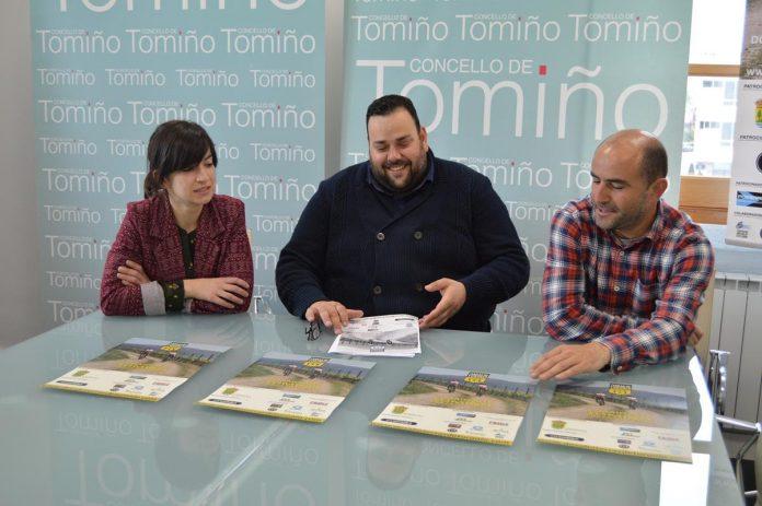 Presentan el III Desafío Terras de Turonio en Tomiño
