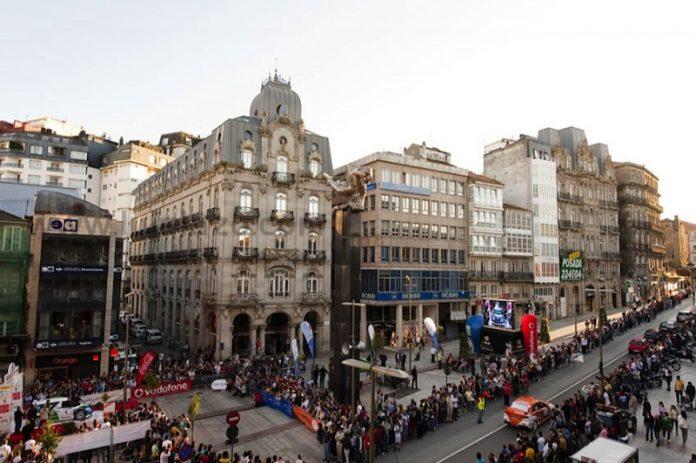 Nostálgicos del Rallye Rías Baixas se reúnen mañana en Vigo