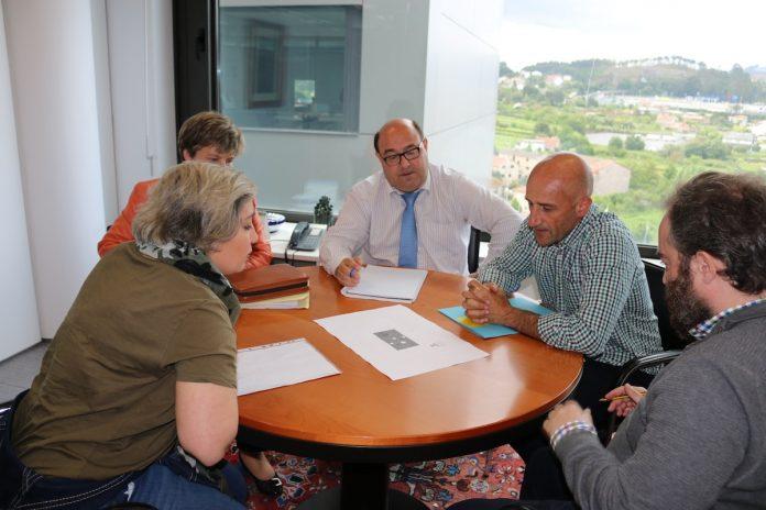 La Xunta asumirá las obras del parque infantil del CEIP Souto-Donas de Gondomar